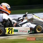 Segreda y Valverde ganaron en el kartismo